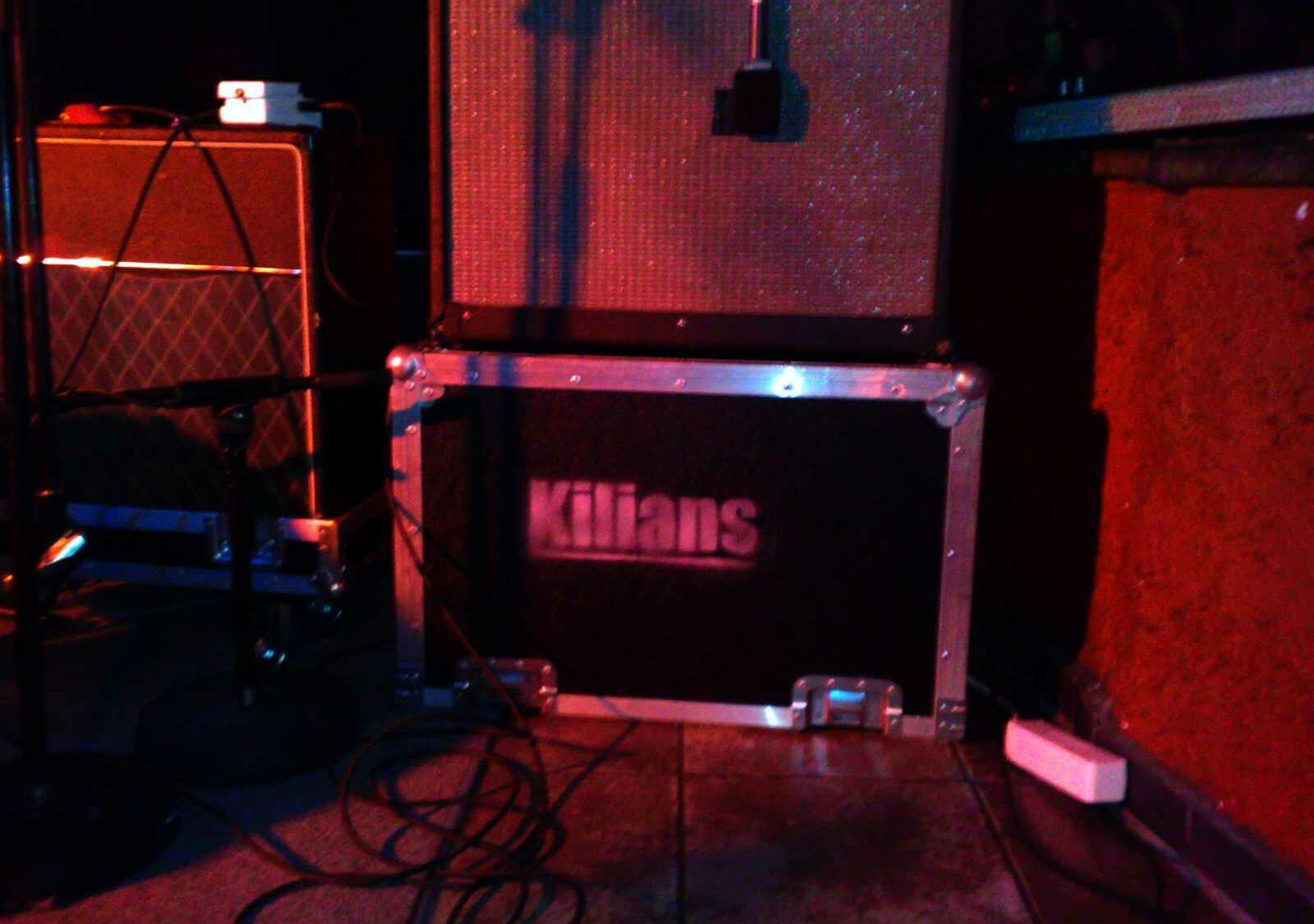 The Killians in Koblenz 2008