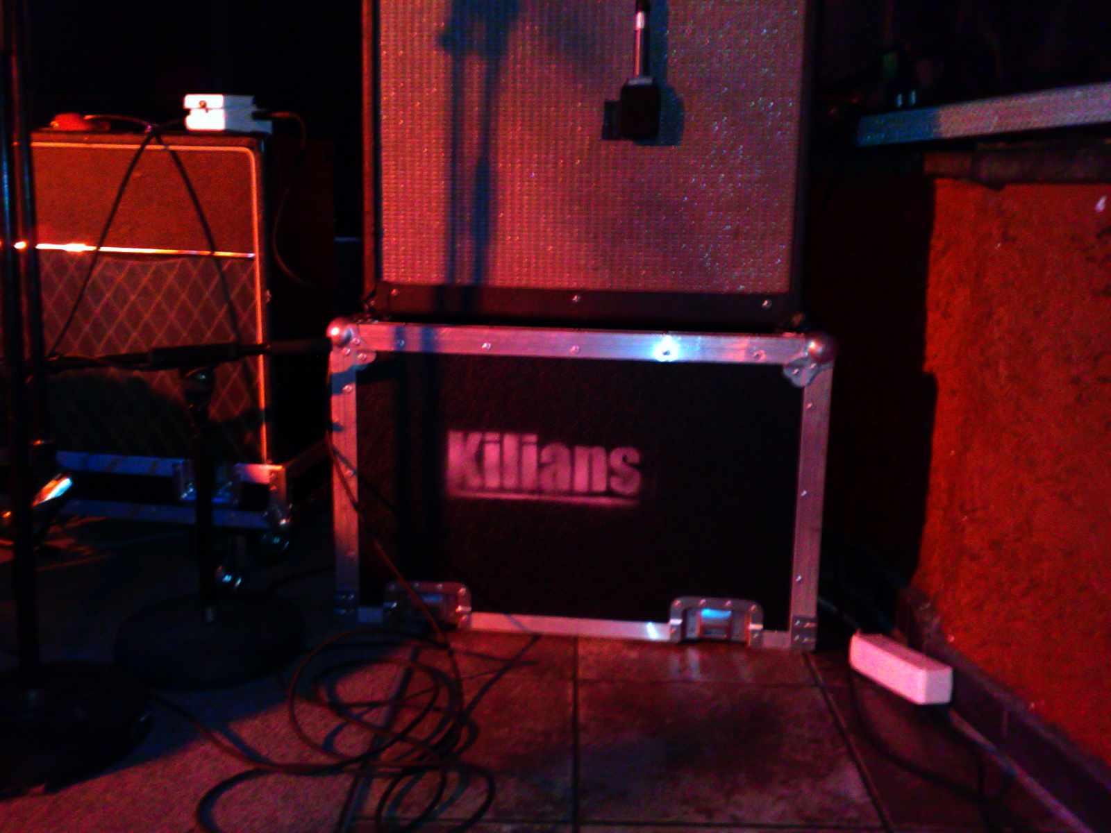 The Killians in Koblenz 2008