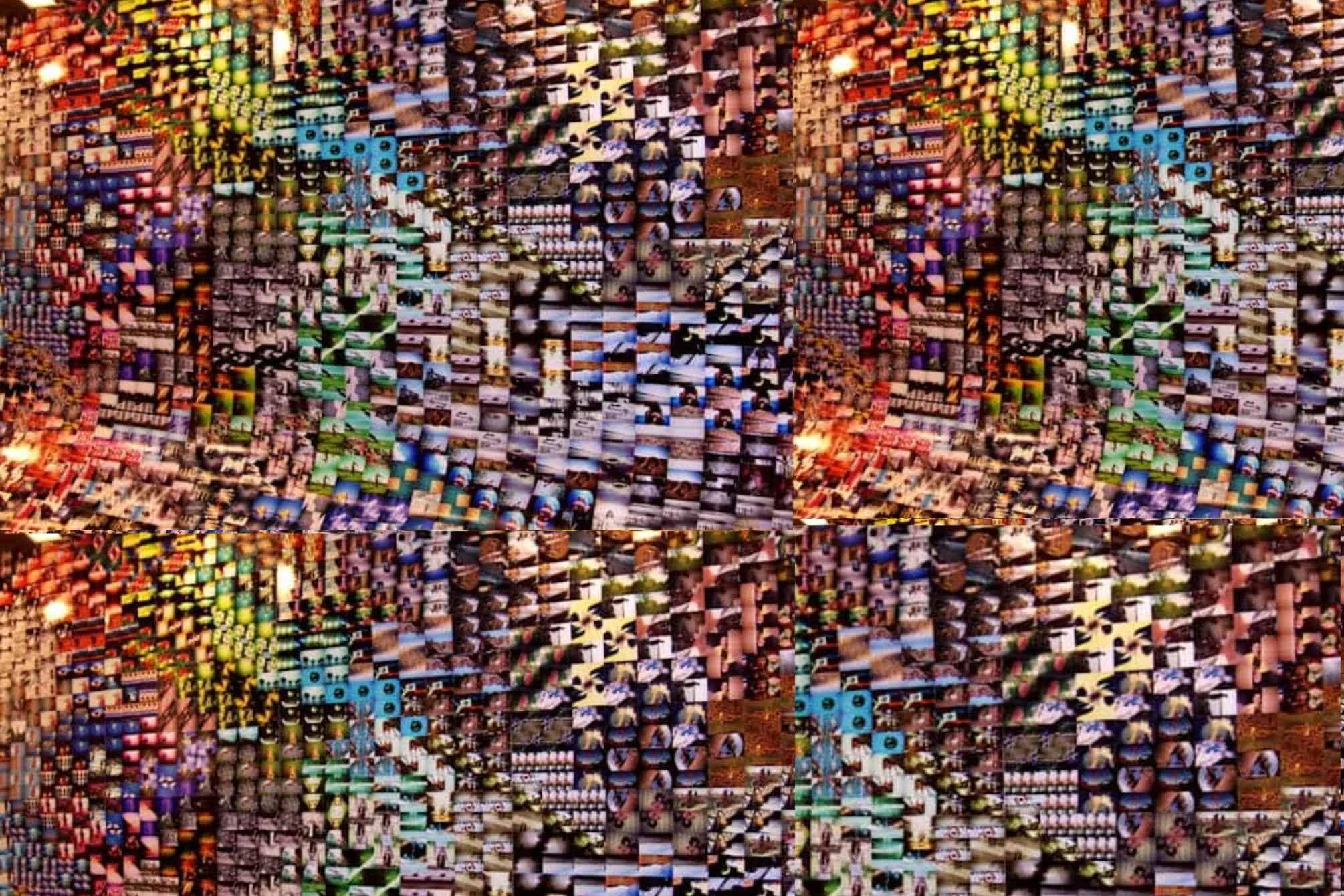 Photokina Lomography Bilderwand 2008