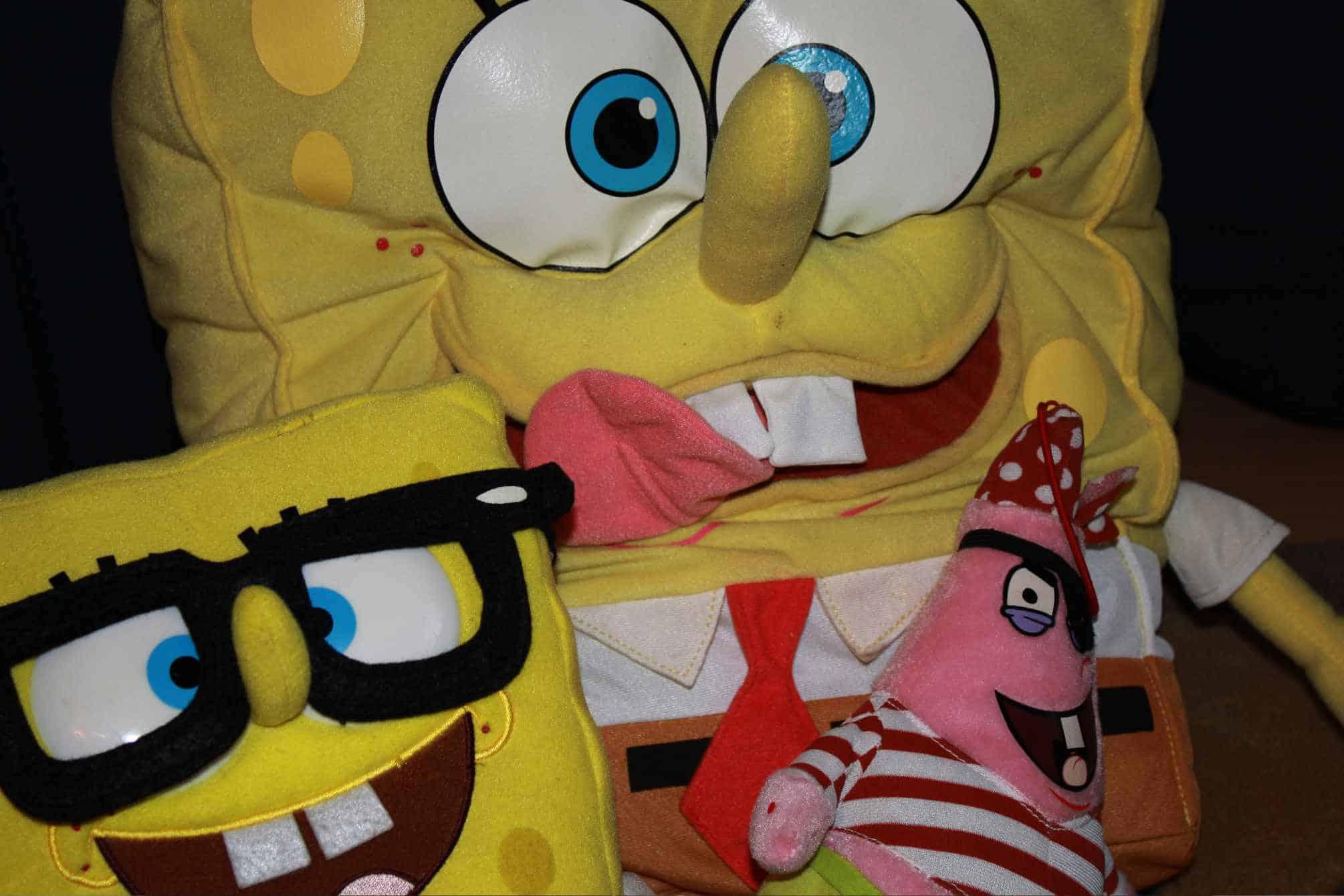 Spongebob Geburtstagsparty