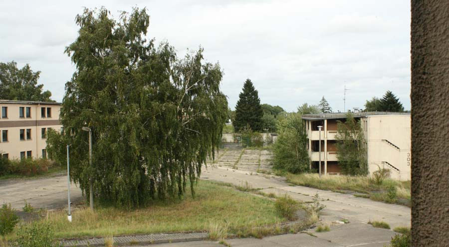 Lost place Häuser