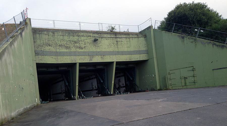 Pydna Bunker