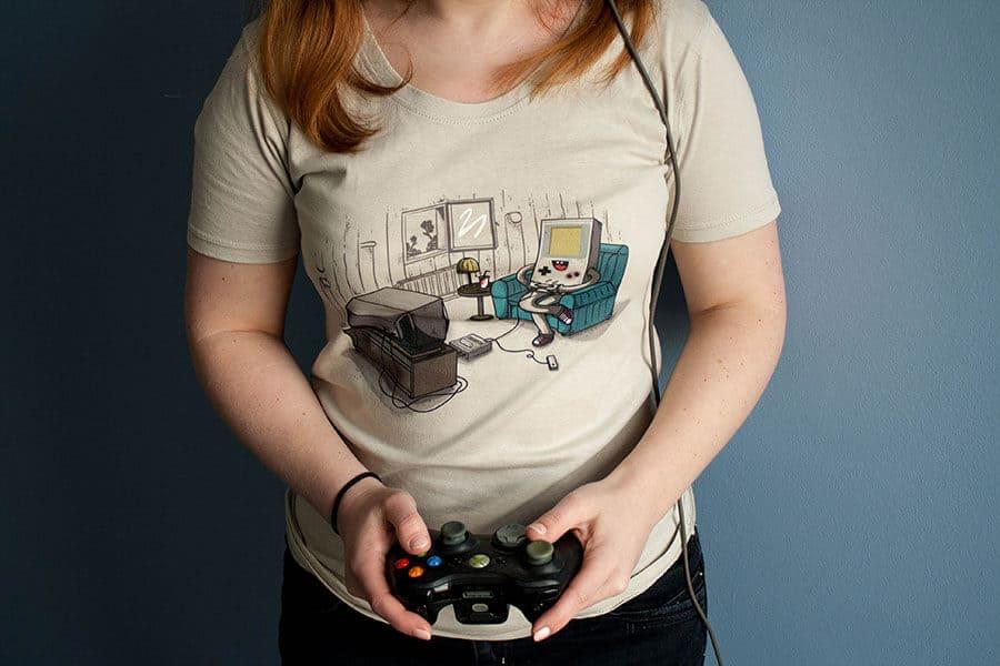 gaming shirt likoli