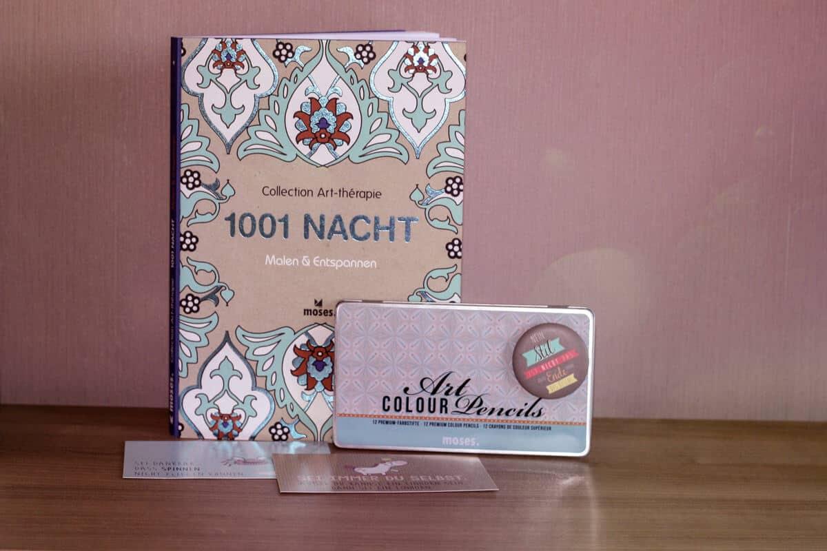 1001 Nacht Entspannungsbuch