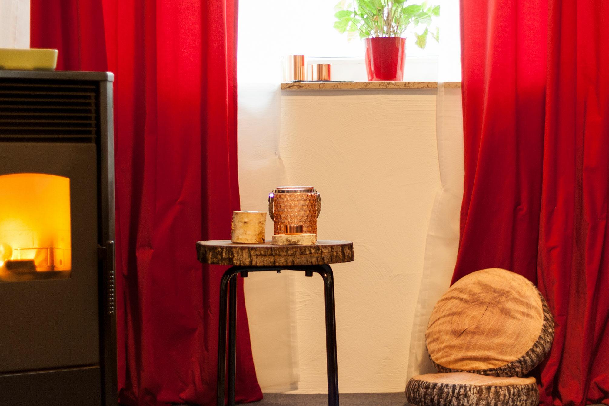 DIY Holz Ikea Hack Beistelltisch