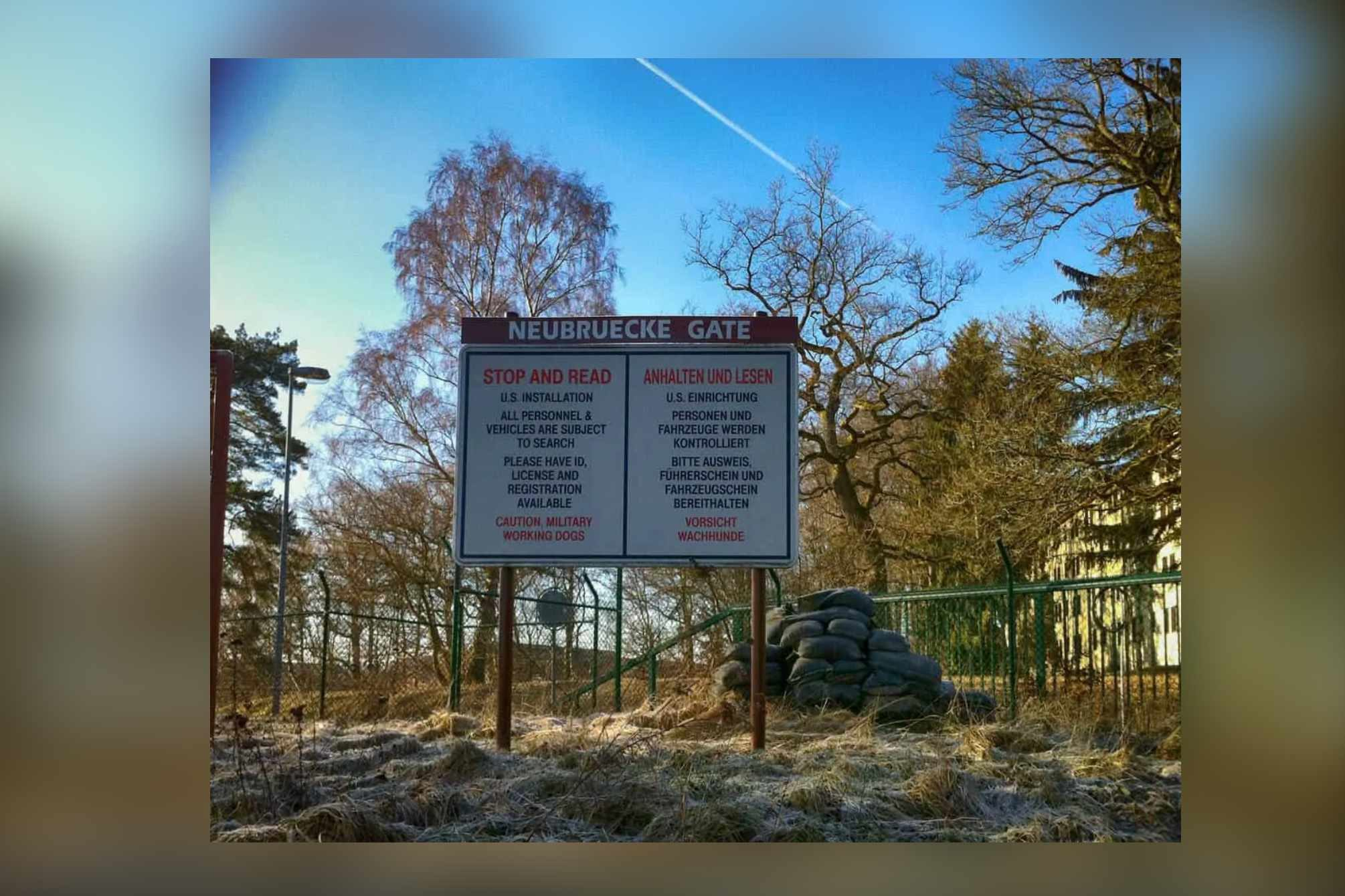 Lost place verlassenes Häuser am Umwelt-Campus