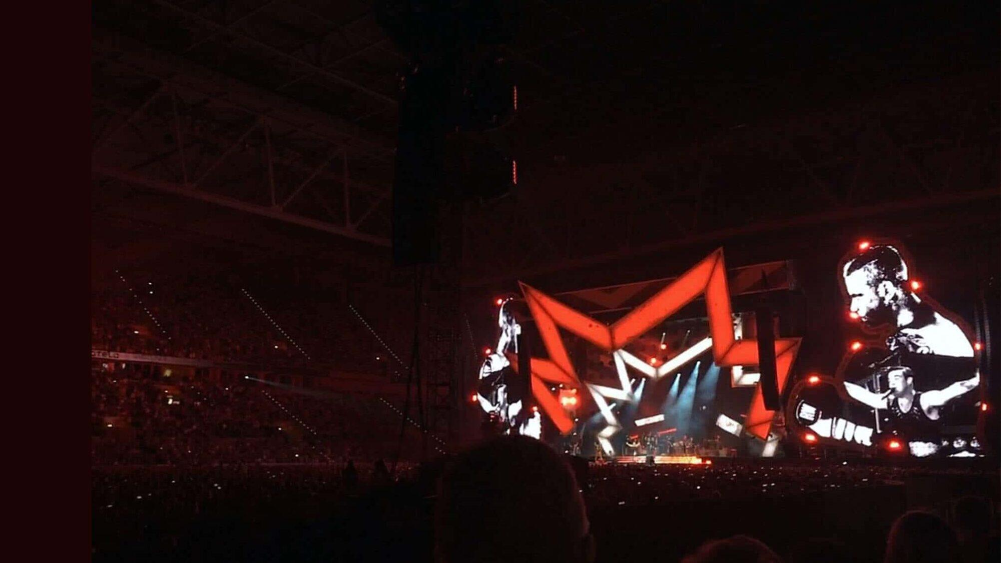Robbie Williams in Düsseldorf