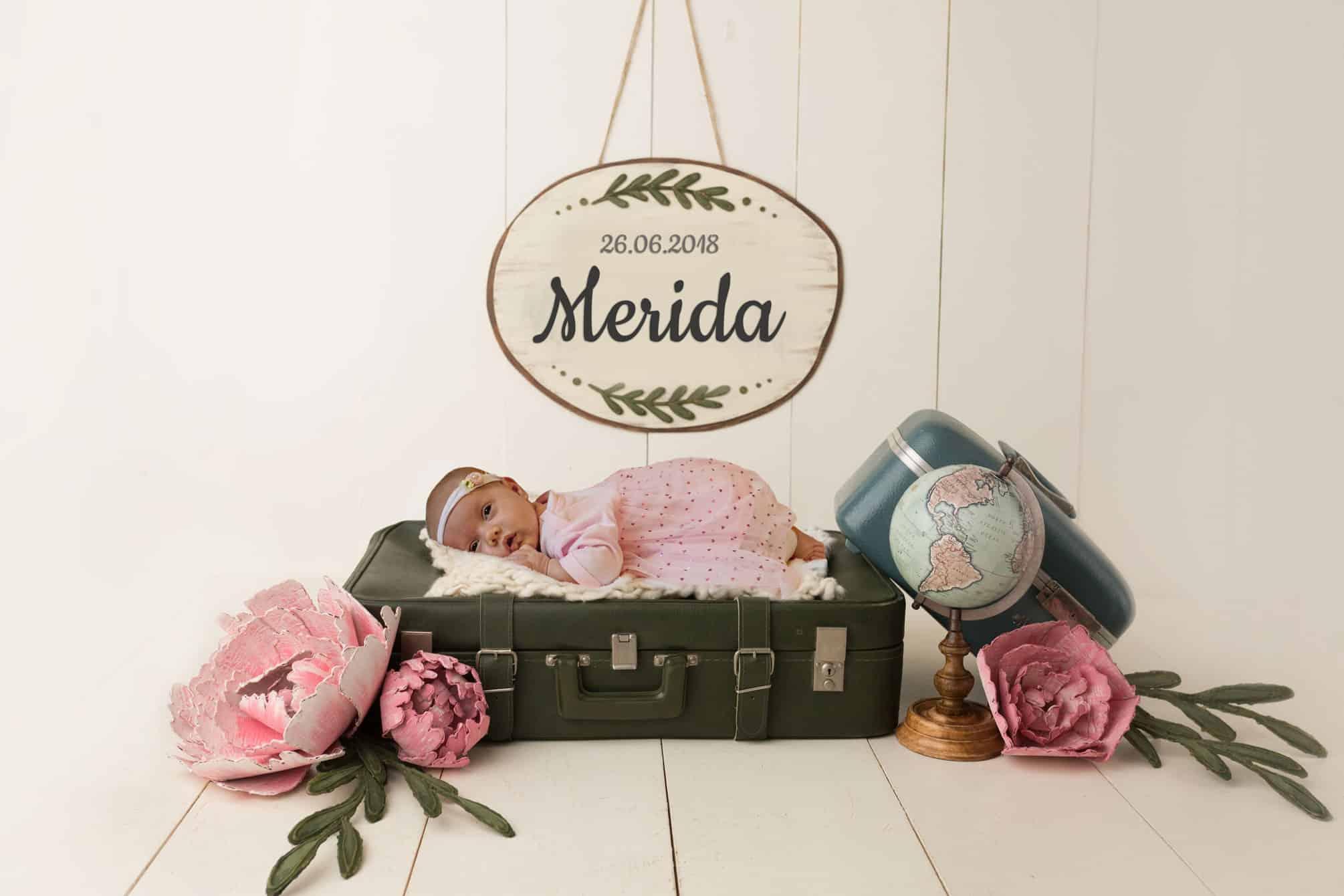 Merida ist geboren!
