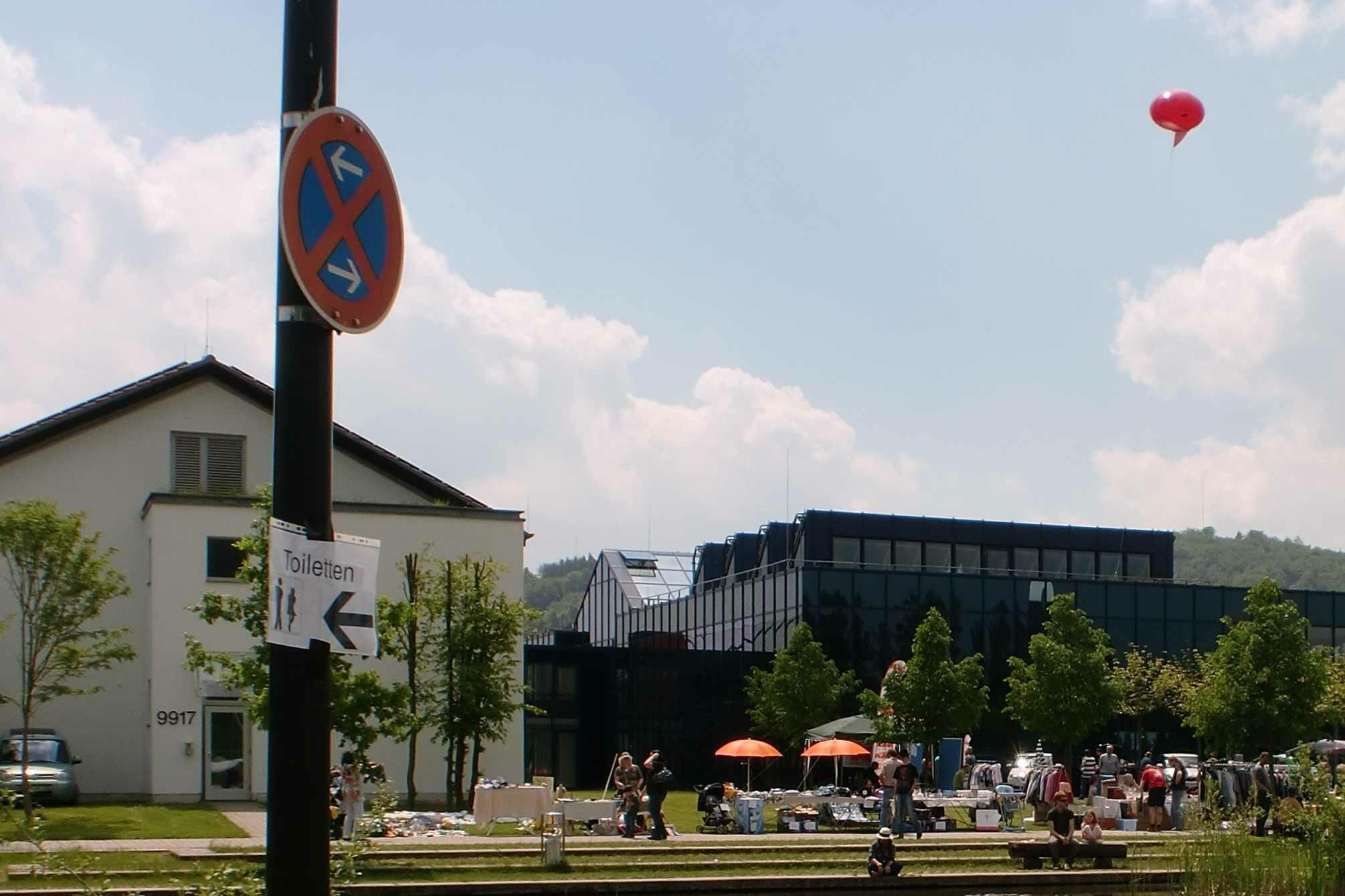 Tag der offenen Tür am Umwelt-Campus Birkenfeld