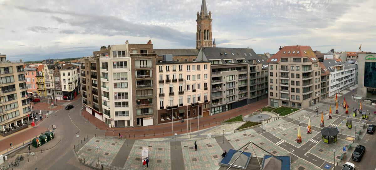 Ausblick aus aus dem Apartment