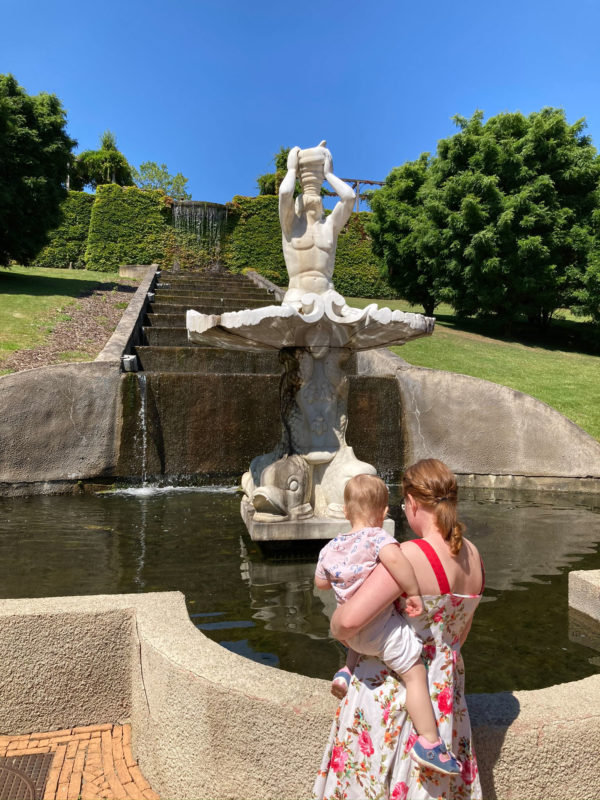 italienischer Brunnen